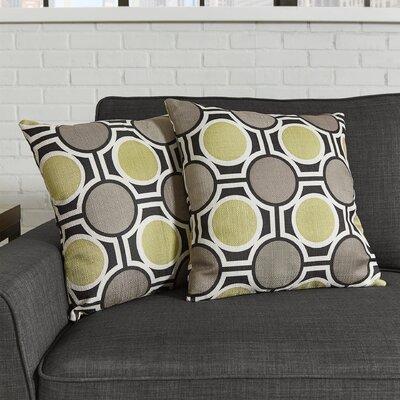 Mallus Fabric Throw Pillow