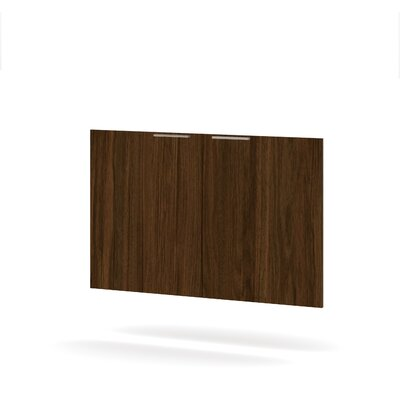 Ariana 2 Door Set Color: Oak Barrel