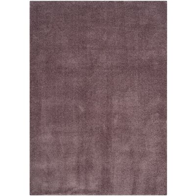 Blackstock Violet Area Rug Rug Size: Rectangle 51 x 76