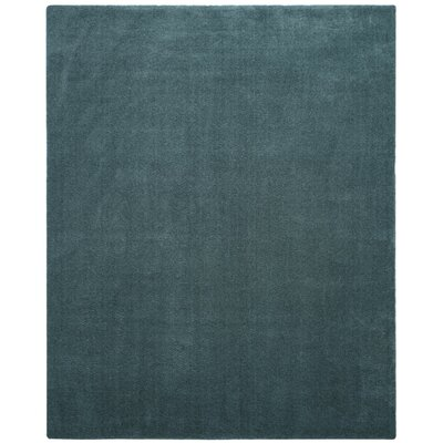 Blackstock Light Blue Area Rug Rug Size: 8 x 10