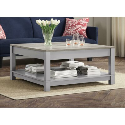 Callowhill Coffee Table Base Color: Gray