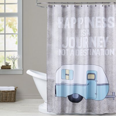 Shower Artwork Curtain