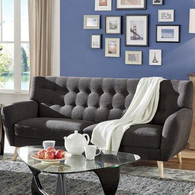 Blakeman Sofa Upholstery: Dark Gray