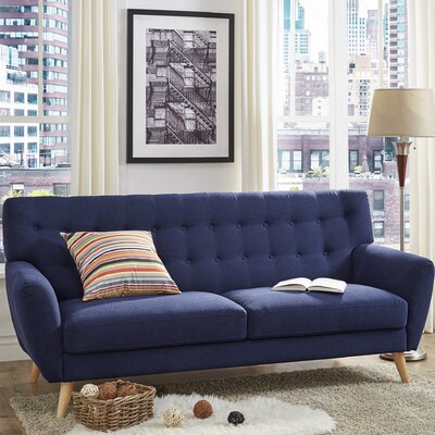 Blakeman Sofa Upholstery: Twilight Blue