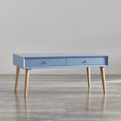 Blakeney Coffee Table Color: Heritage Blue