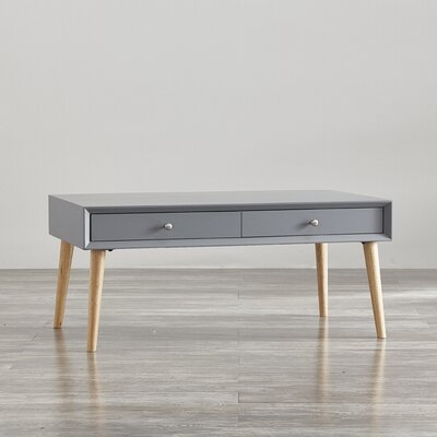 Blakeney Coffee Table Finish: Frost Gray