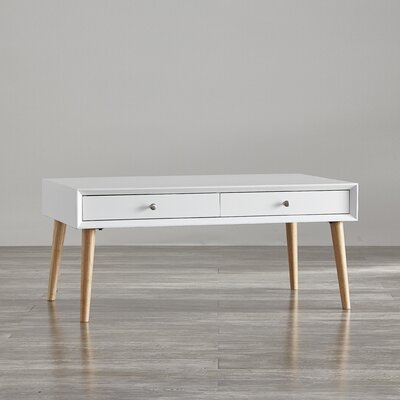 Blakeney Coffee Table Finish: White