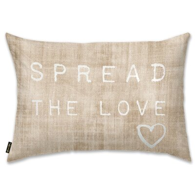 Chiu Spread the Love Lumbar Pillow