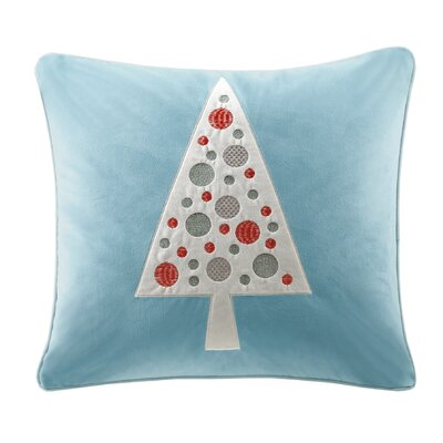 Novelty Tree Square Throw Pillow
