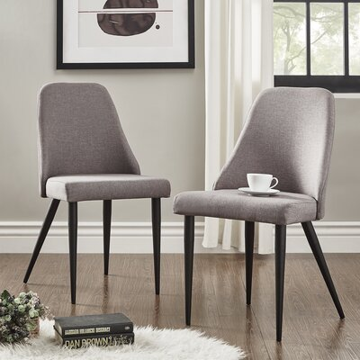 Buttars Parsons Chair Color: Gray
