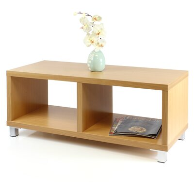 Cuevas 39 TV Stand Color: Cherry