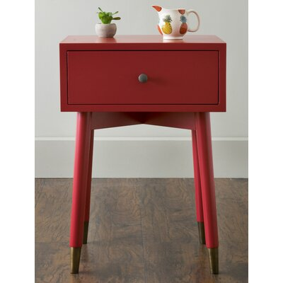 Blubaugh Weeks End Table Finish: Red