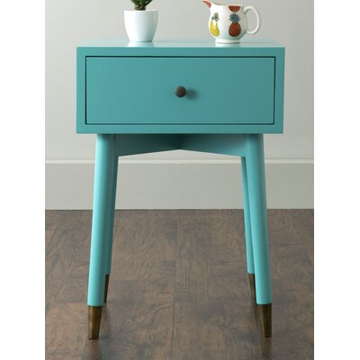 Blubaugh Weeks End Table Finish: Turquoise