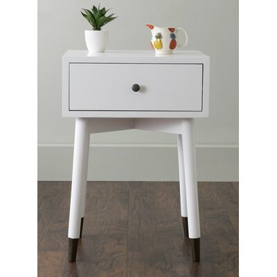 Blubaugh Weeks End Table Finish: White