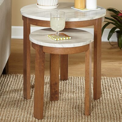 Caison 2 Piece Nesting Tables