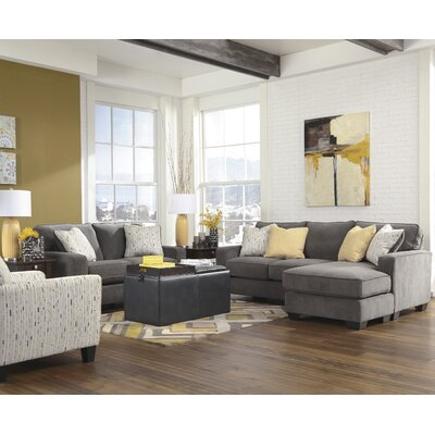 Mercury Row MCRR4403 27163012 Albali Reversible Chaise Sectional