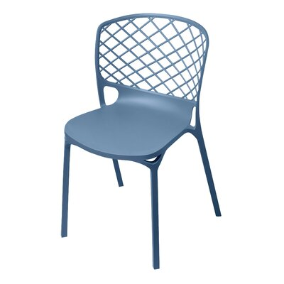 Bleecker Side Chair Finish: Slate