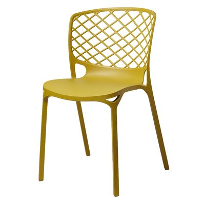 Bleecker Side Chair Finish: Yellow