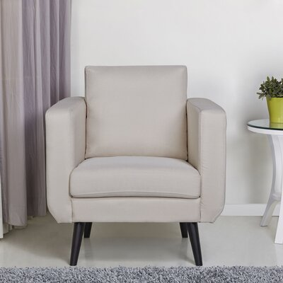 Bleeker Armchair Finish: Beige