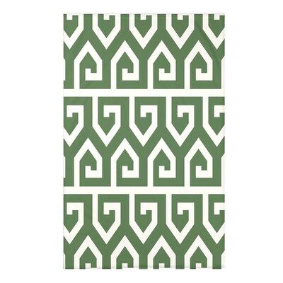 Boykin Keyed Up Geometric Print Throw Blanket Size: 50 H x 60 W x 0.5 D, Color: Gray