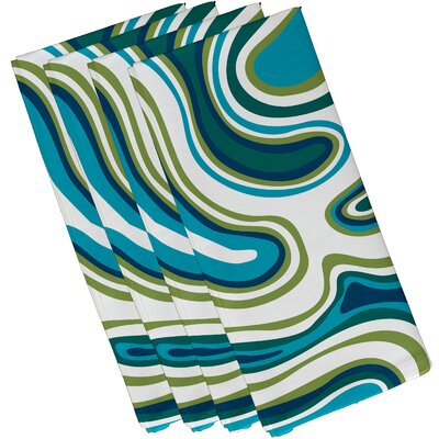Buenrostro Agate Geometric Napkin Size: 19