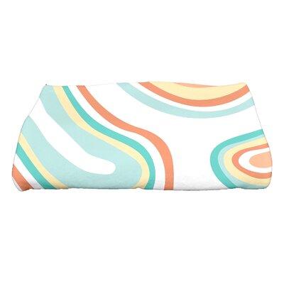 Buenrostro Novelty Bath Towel Color: Peach