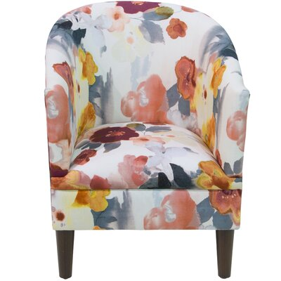 Diana Barrel Chair Upholstery: Paradiso Silver Shadow