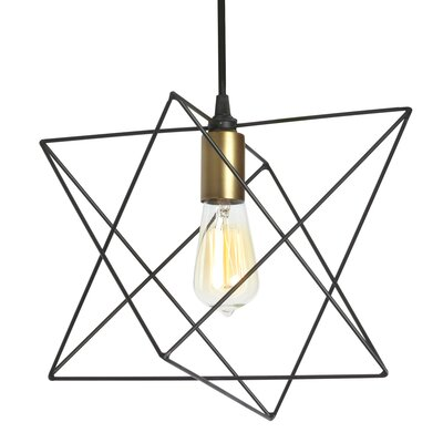 Quiros 1-Light Foyer Pendant