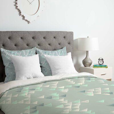 Brook Duvet Set Size: Queen