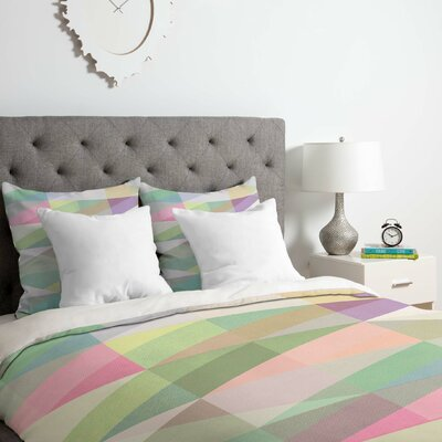 Brook Duvet Set Size: King