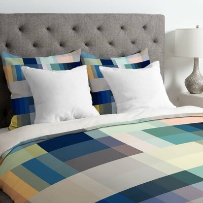 Kester Duvet Cover Size: King