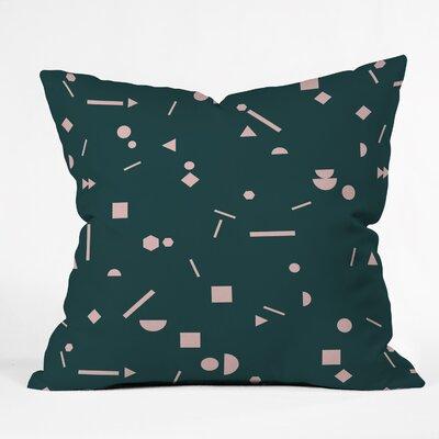 Kester Indoor/Outdoor Throw Pillow Size: 18