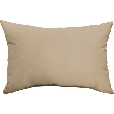Branan Indoor/Outdoor Pillow Set Color: Beige