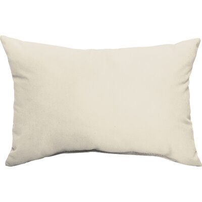 Branan Indoor/Outdoor Pillow Set Color: Ivory