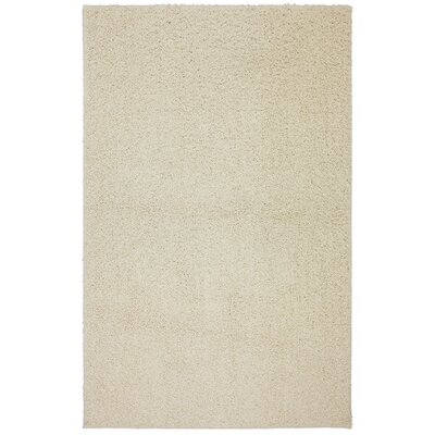 Larmon Bolster Shag Starch Tufted Area Rug Rug Size: Rectangle 5 x 8