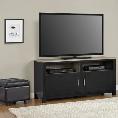 Callowhill 53.5 TV Stand Color: Black