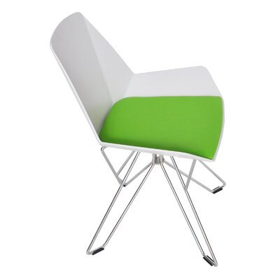 Loyd Side Chair Finish: White