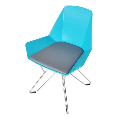 Loyd Side Chair Finish: Blue