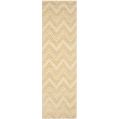 Brantley Beige Area Rug Rug Size: Runner 23 x 8