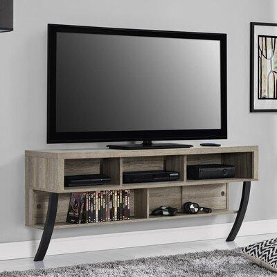 Kalliope 60.5 TV Stand Color: Sonoma Oak