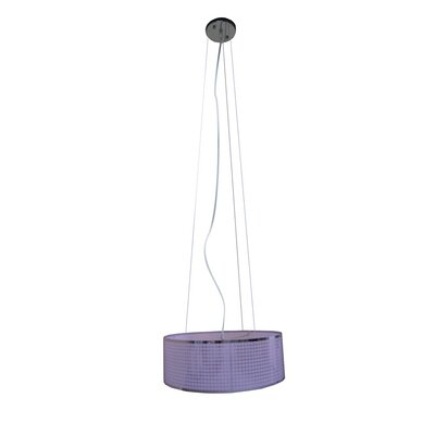 Mila 4-Light Drum Pendant