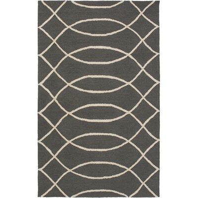 Summers Gray Indoor/Outdoor Area Rug Rug Size: 5 x 76