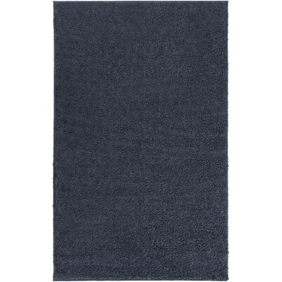 Bennette Navy Area Rug Rug size: Rectangle 4' x 6'