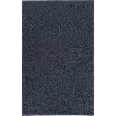 Bennette Navy Area Rug Rug size: 4 x 6