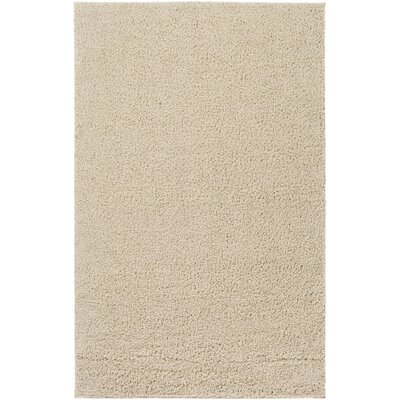 Bennette Khaki Area Rug Rug size: Rectangle 4' x 6'