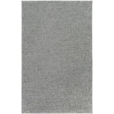 Bennette Gray Area Rug Rug size: Rectangle 4 x 6