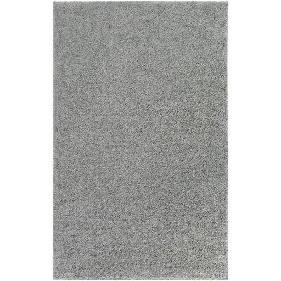 Bennette Gray Area Rug Rug size: 5 x 8