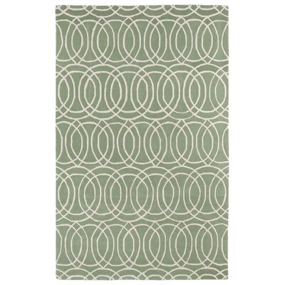 Molly Mint Area Rug Rug Size: 8 x 11