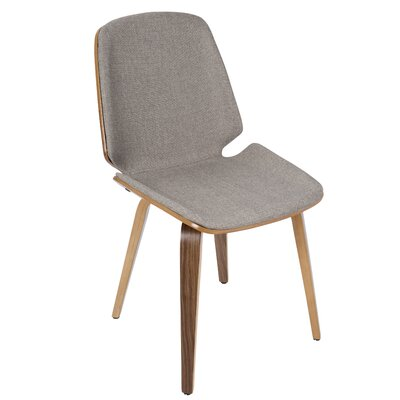 Division Street Side Chair Finish: Light Gray