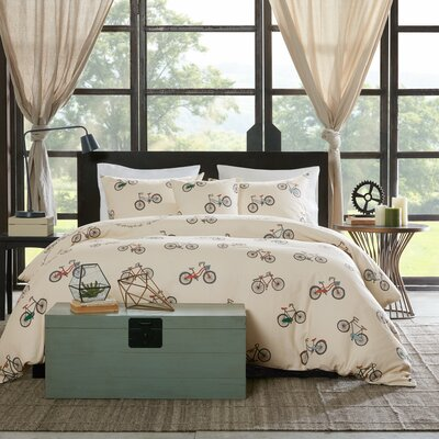 Louisa 4 Piece Comforter Set Size: Full/Queen